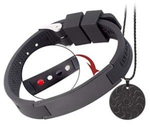 Quanthor Negative Ion Anti EMF Radiation Bracelet