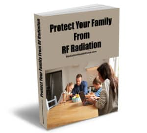 Protect Your Family From RF Radiation Cover