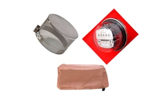 Smart Meter Radiation Protection Items