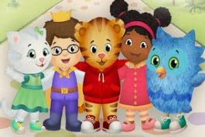Daniel Tiger Electronic Game App