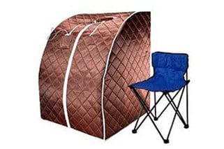 Durherm Portable Low EMF Infrared Sauna