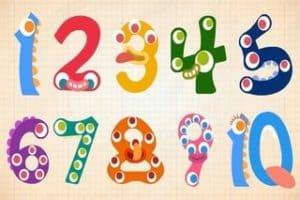 Endless 123 Children's Game
