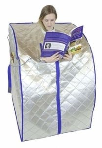 FIR-Real Portable Far Infrared Sauna