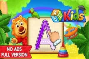 Phonics - ABC Tracing for Kids