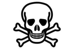 RF Radiation Poison
