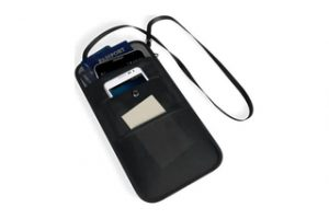 ConcealShield Privacy, Anti-Theft, EMF Protection Travel Pouch