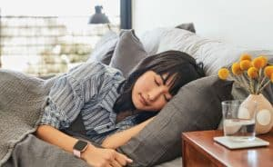 Sleeping With Fitbit Smart Watch
